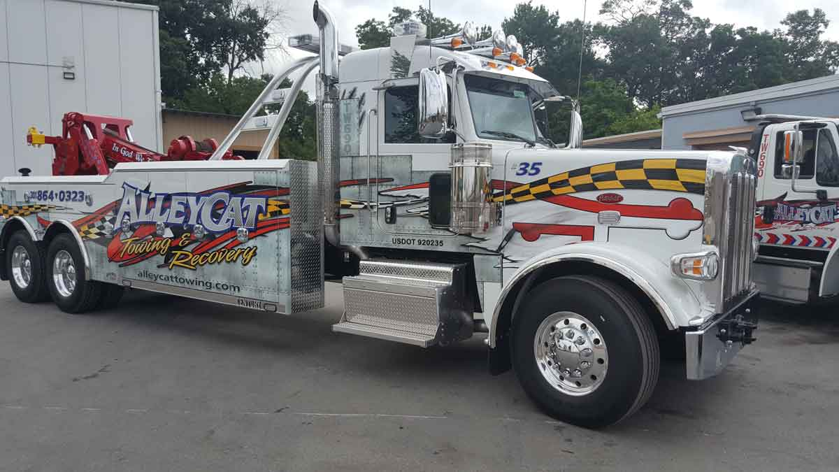 Towing Hyattsville, I-95, I-495, US-50 | 24hr DC Towing & Recovery